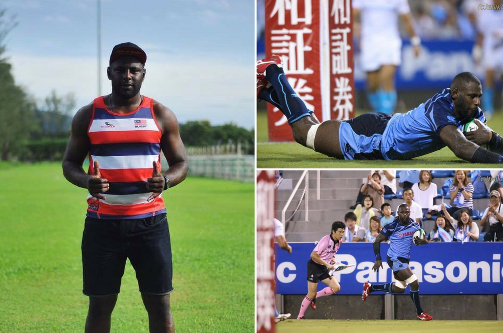 This National Rugby Player Is Currently Making Waves For Malaysia 5,000km Away