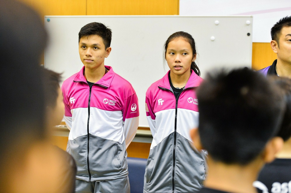These Two 15-Year-Olds Could Become Malaysia's Future Badminton Champions
