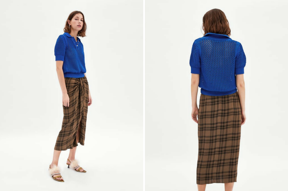 Zara Is Selling Your Dad's Sarong For More Than RM380