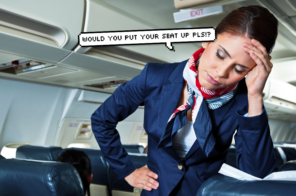 Why Do Cabin Crew Tell You To Do These Things In The Plane?