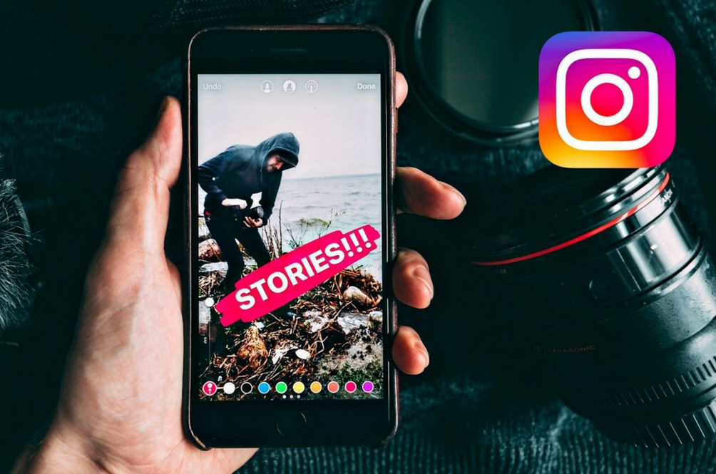 You Can Now Repost Instagram Stories That You're Tagged In