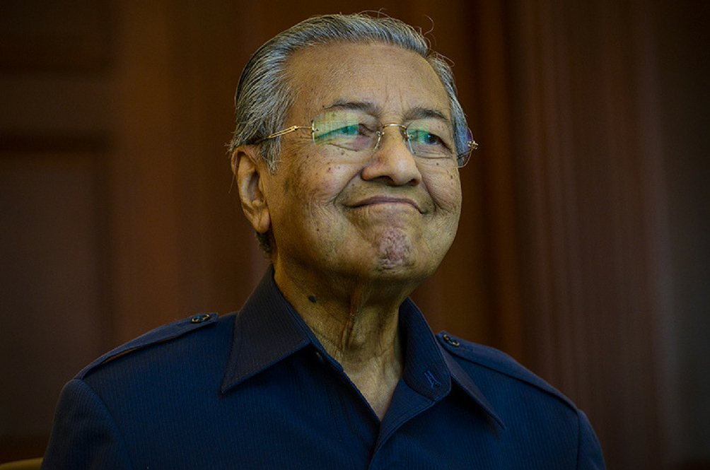 We Finally Know Tun Dr Mahathir's Secret To Good Health