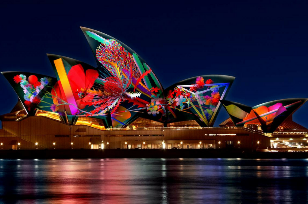 7 Things To Experience At Vivid Sydney, The World's Largest Festival Of Light, Music And Ideas