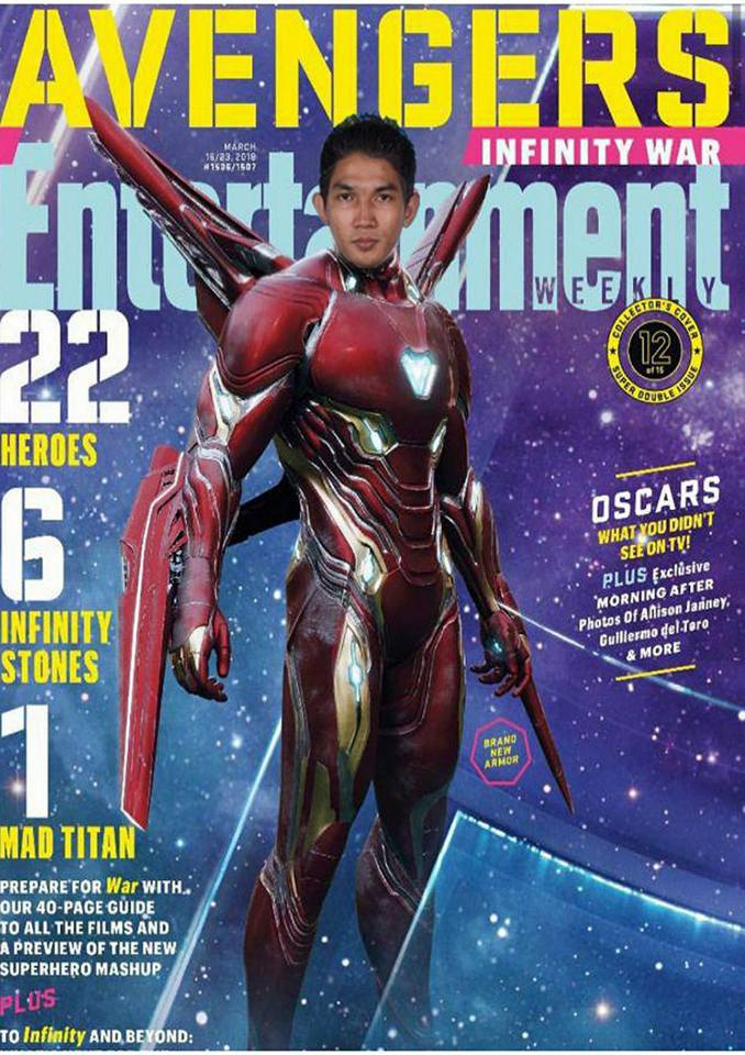 Will Iron Man Temerloh save us from Thanos?