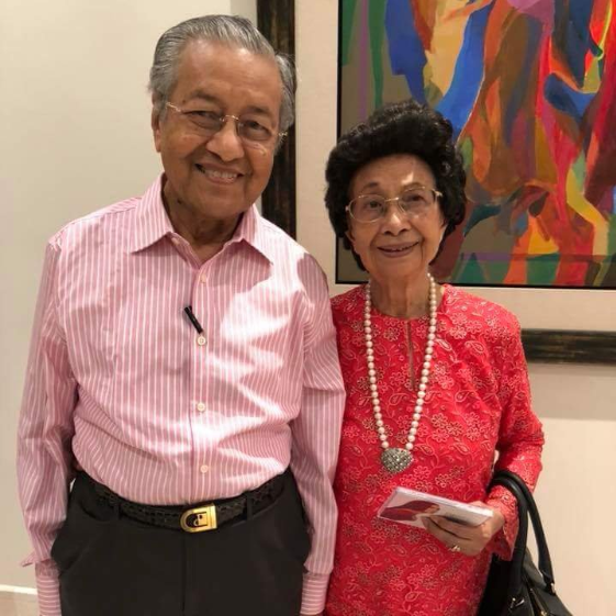 Image result for dr mahathir at christmas