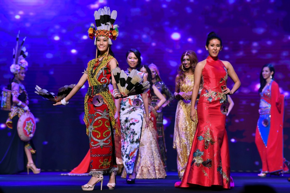 Larissa Ping from Sarawak was recently crowned Miss World Malaysia 2018.