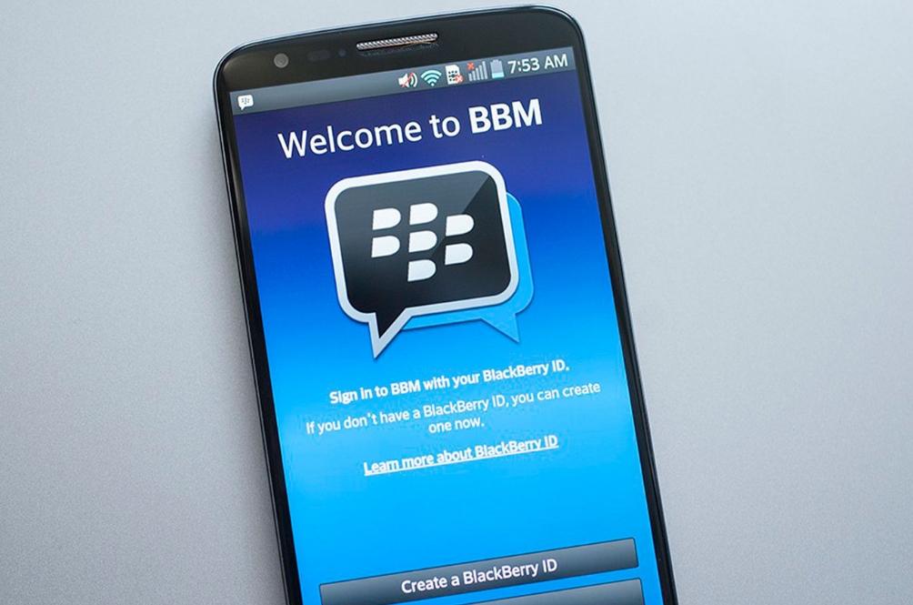 BlackBerry Messenger (BBM) Will Officially Shut Down This 31