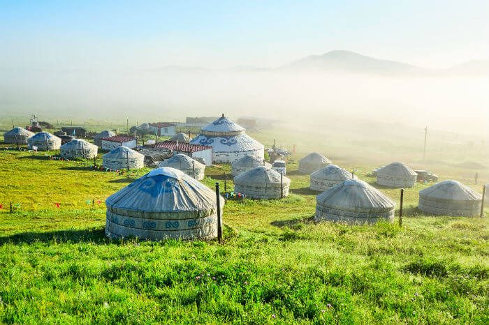 Experience the nearly extinct nomadic culture here.