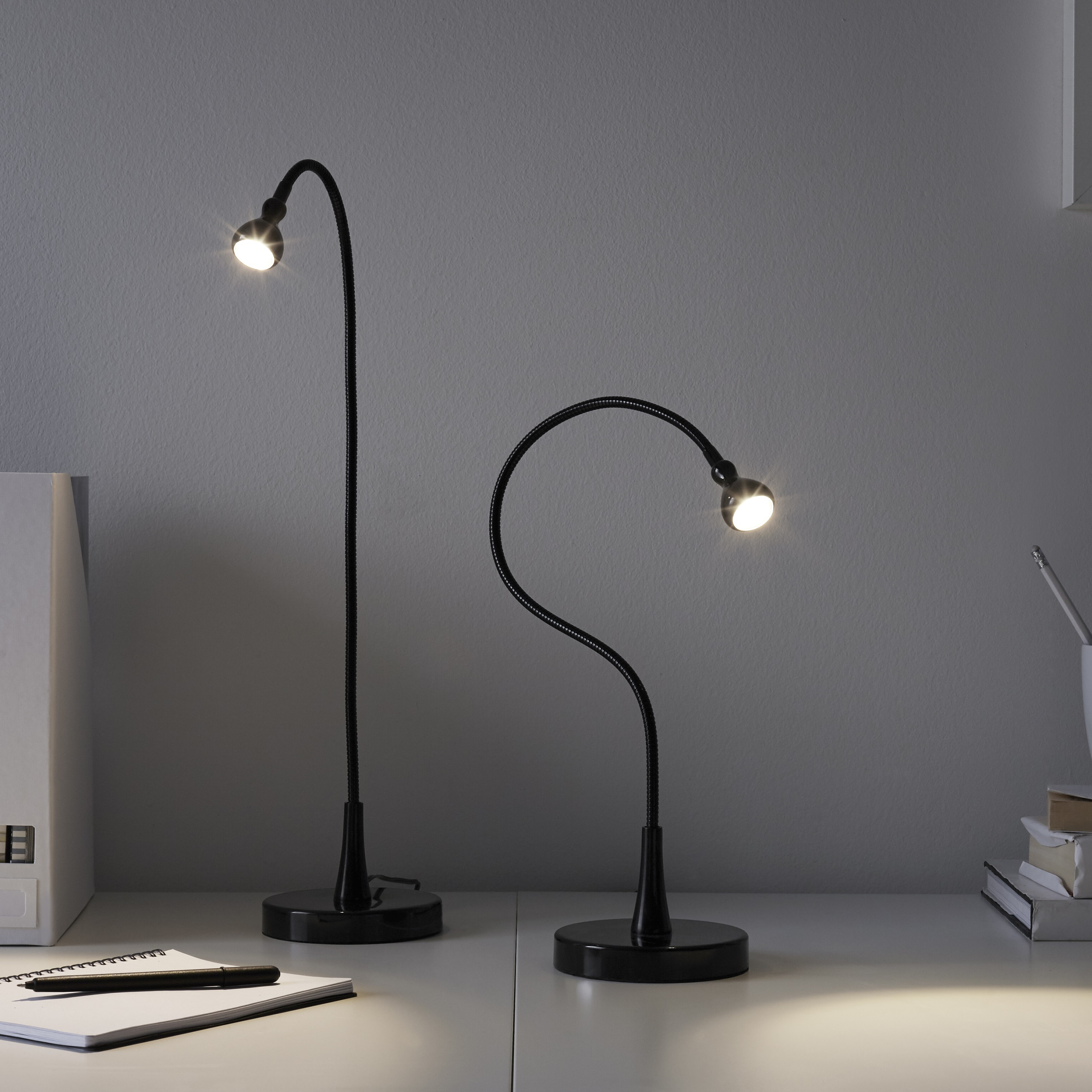 JANSJÖ LED work lamp is now available at RM49 (NP: RM79).