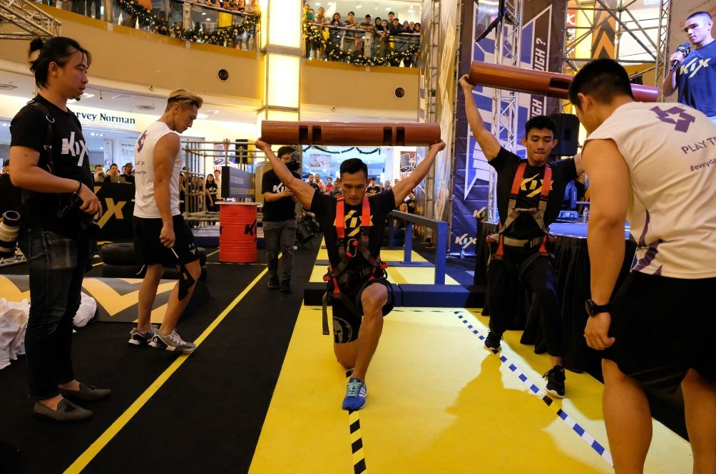 'R U Tough Enough' To Be The Toughest In Southeast Asia?