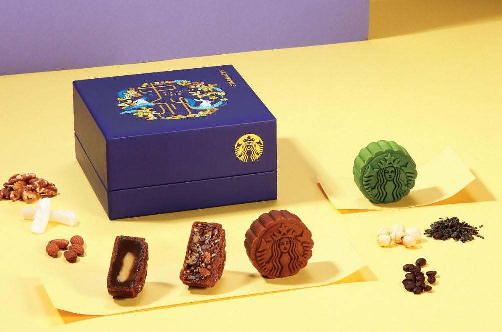 If You Love Espresso, You Need These New Starbucks Mooncakes