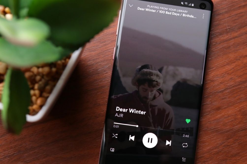 Spotify Now Has A Smaller And Faster Version For The Android Fam