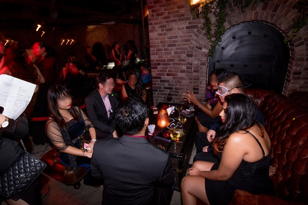 This Sugar Daddy Dating Platform Held A Speed Dating Event