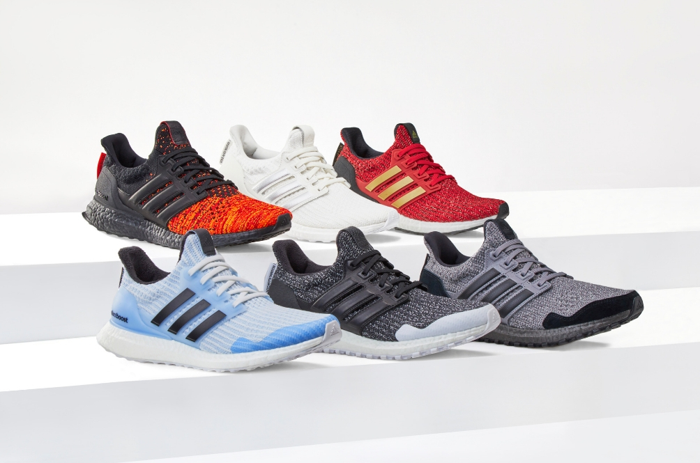 new style 5b94f 7ef2d Winter Is Coming To Your Feet With The adidas X 'Game Of ...