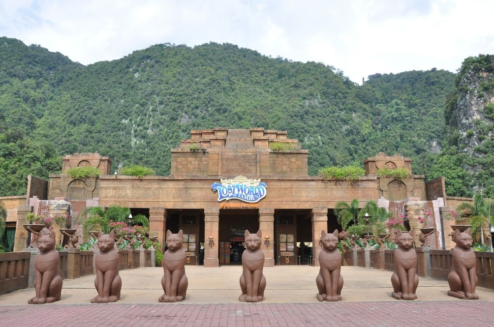 [CONTEST] Win Entrance Passes To Lost World Of Tambun