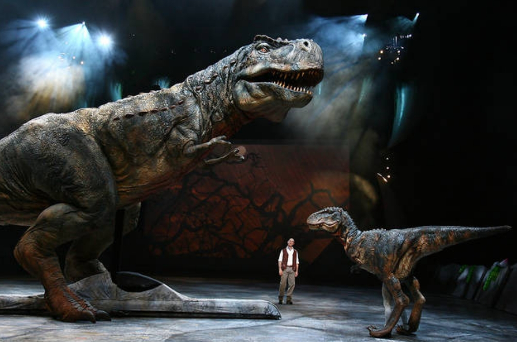 Come And Experience 'Walking With Dinosaurs' Live This August