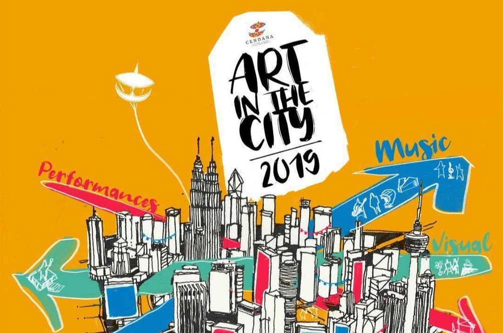 'Art In The City' Is Back To Liven Up Kuala Lumpur This October