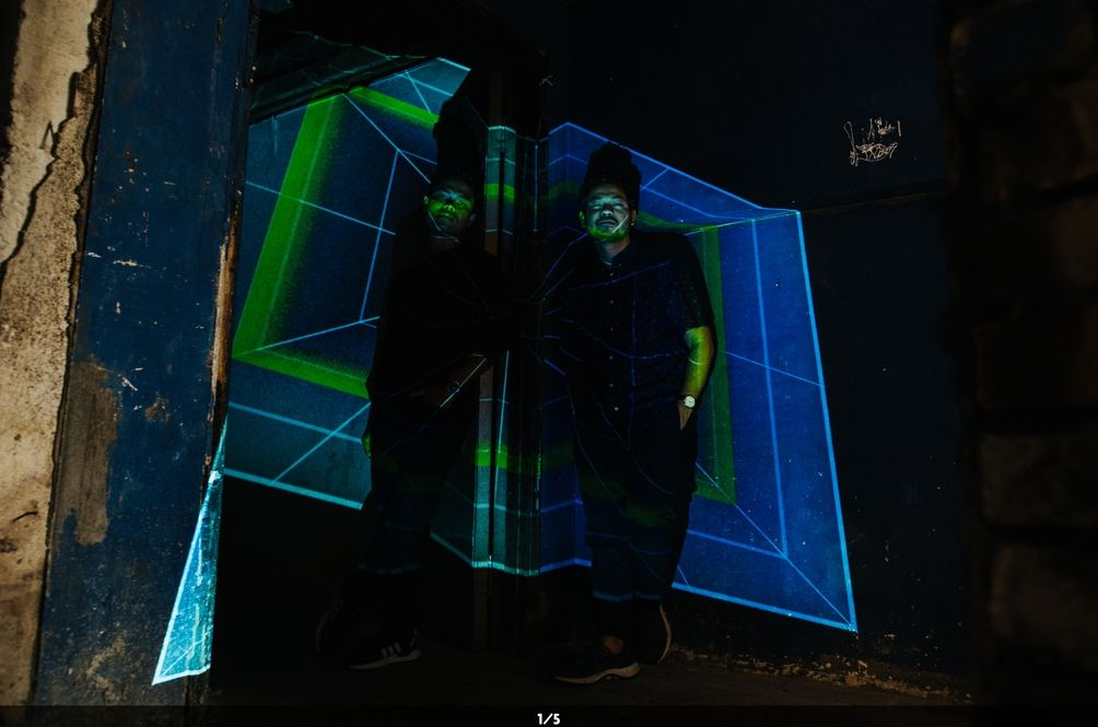 Meet Fariz Hanapiah And Abdul Shakir Of Filamen, The Collective Behind Urbanscapes' Audio-Visual Art