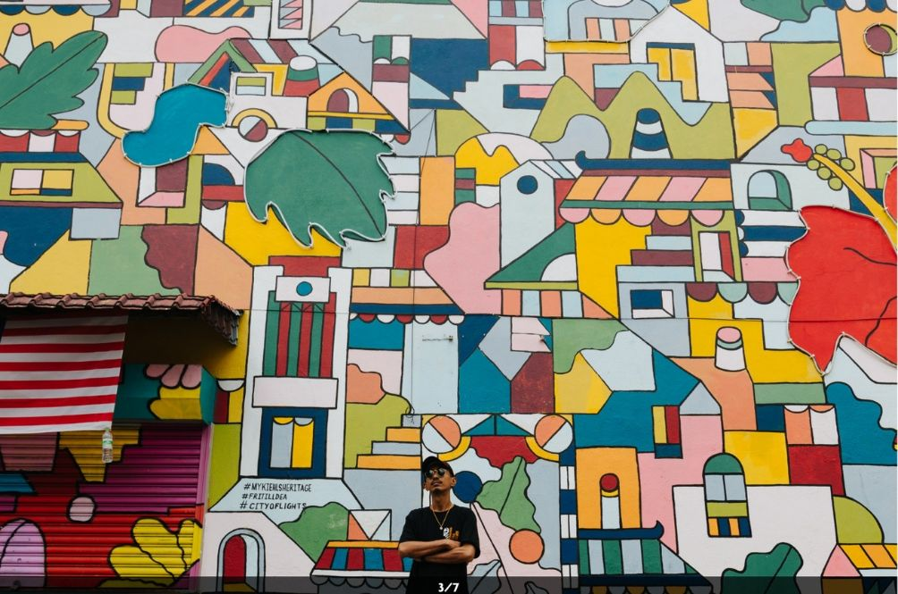 FriTillDea's Day Off: On The City That Inspires The Famed Street Artist