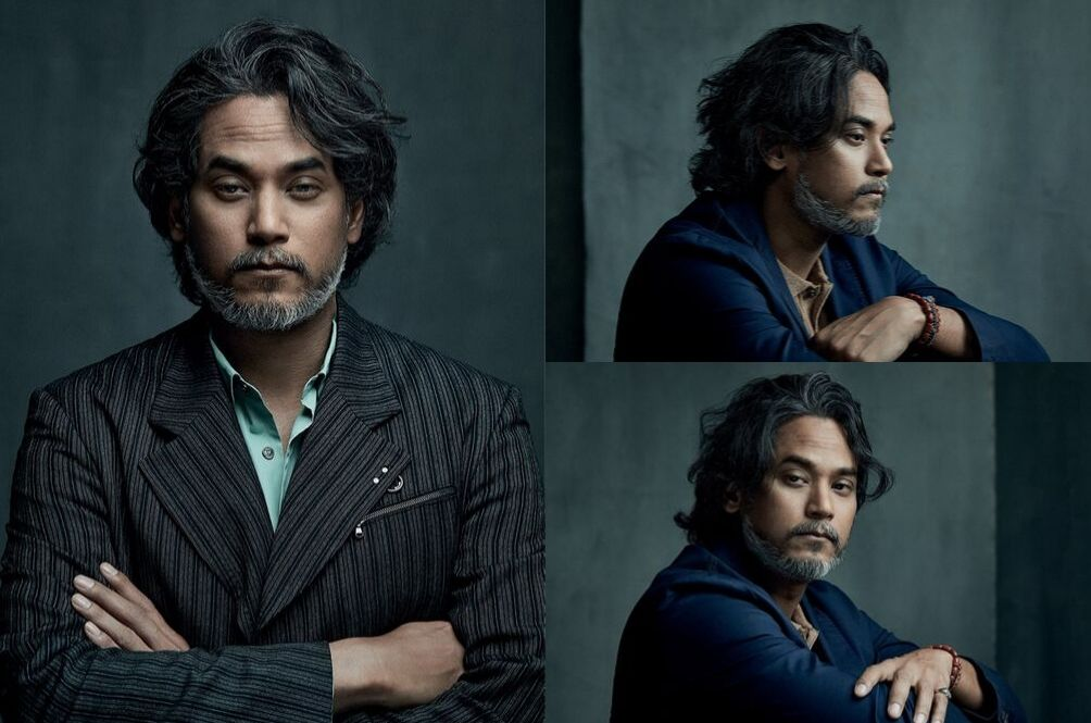 Khairy Jamaluddin Did A Photoshoot Recently And We Are Shook