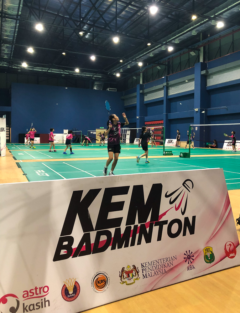 Finding the future national player of Malaysia.