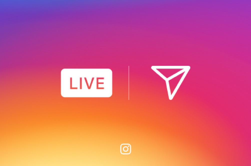 Instagram Now Lets You Go Live and Send Photos and Videos to Your Friends