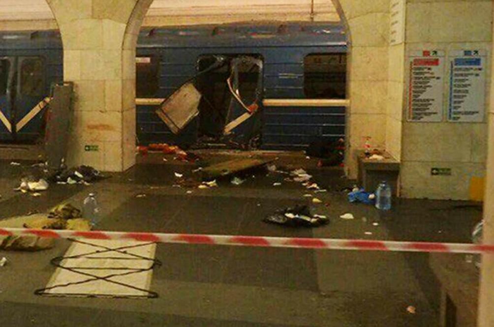 St. Petersburg Metro Blast: What We Know And What We Don't Know So Far