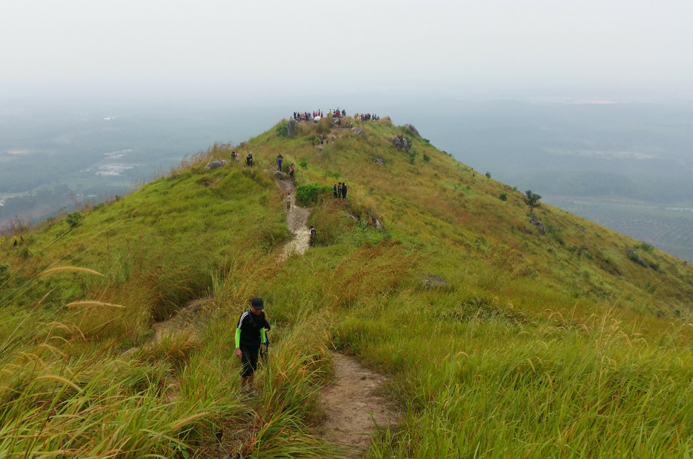 Broga Hill Is Taking A Break For The Next Three Months
