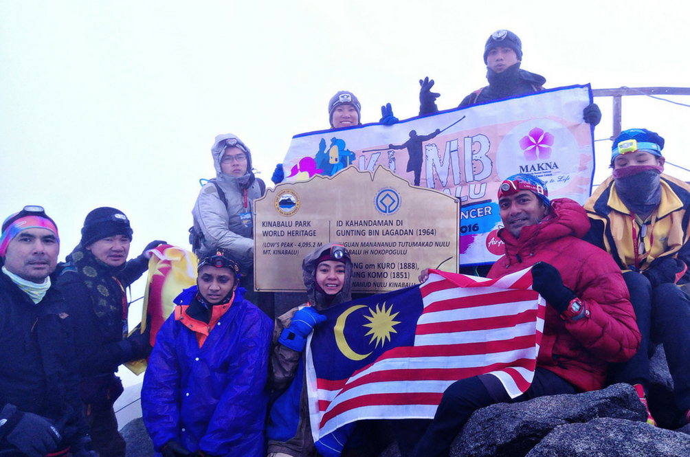 This Group Of Volunteers Will Be Climbing Mount Kinabalu For Something Bigger Than Personal Gain
