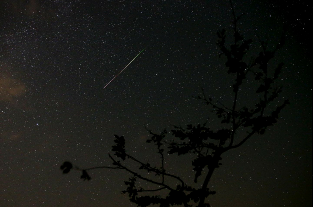 You Might Be Able To Catch This Epic Meteor Shower This Weekend