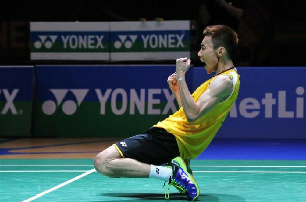 Lee Chong Wei All Set for All-England
