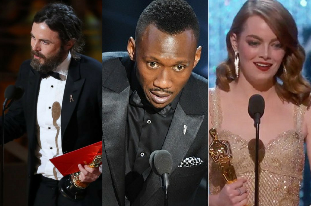 The Most Awkward Moment in Oscar History and 20 Other Things You Missed at the 89th Academy Awards