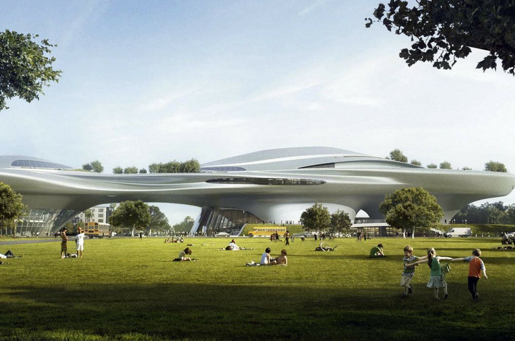 Los Angeles to House George Lucas' 'Star Wars' Museum