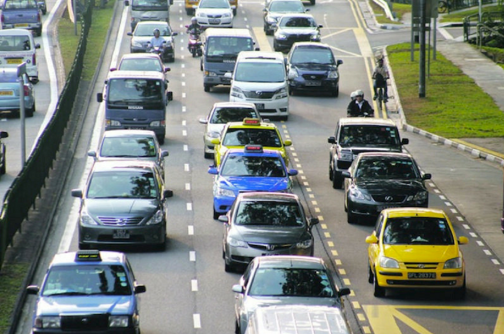 Singaporeans Highest Foreign Traffic Offenders in Malaysia