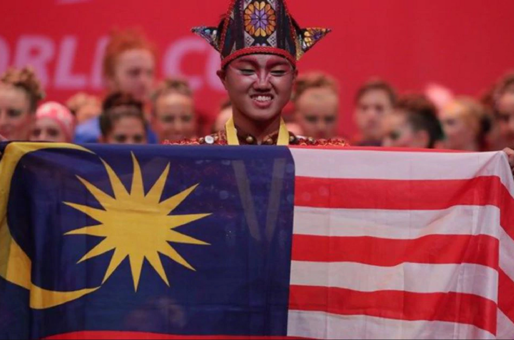 This Indigenous Dance Group From Sabah Just Won Big At The 2017 Dance World Cup Finals