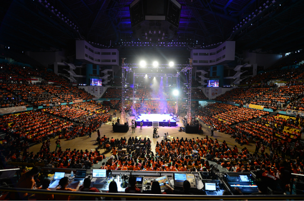 14,000 Malaysian Youths Came Together And Fast 30 Hours To Fight Hunger And Poverty