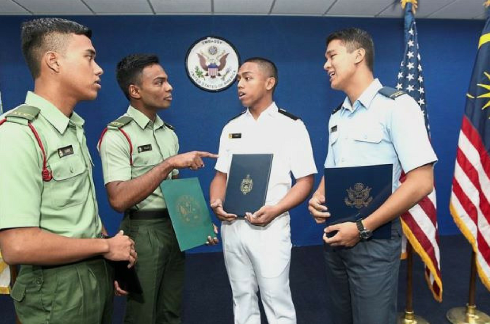 These Four Malaysian Cadets Have Been Accepted Into Prestigious US Military Academies