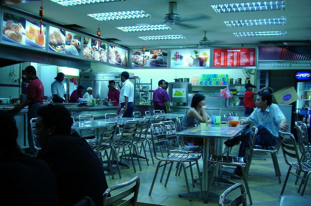 You Might Have To Get Your Own Dishes During Your Next Mamak Session