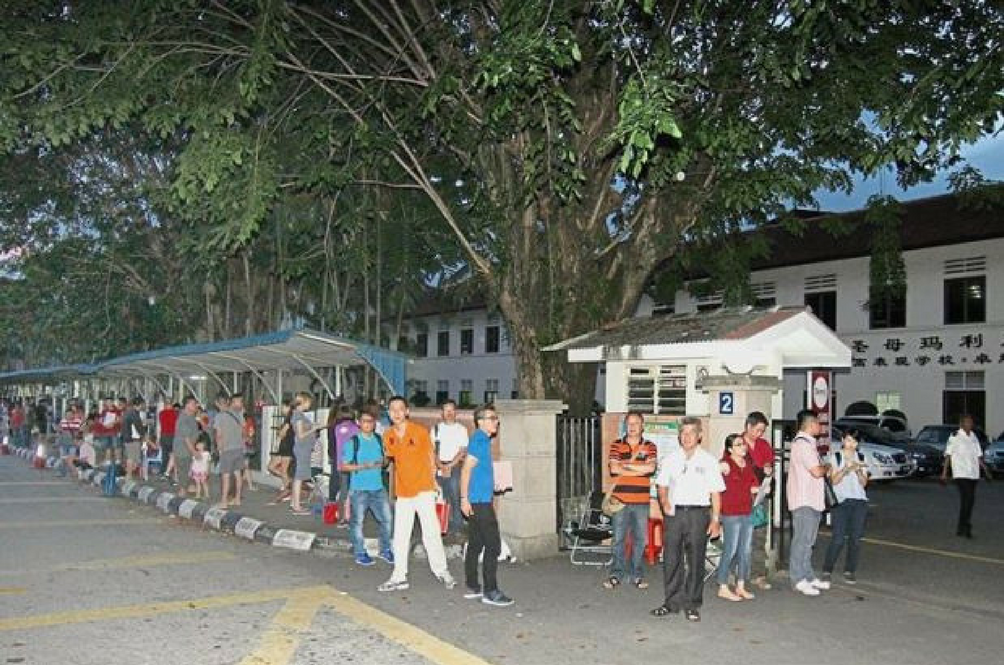 Why Are These Parents Queuing Overnight To Enrol Their Kids Into Primary School?