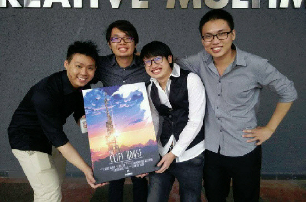 Malaysian Students' Final Year Project Wins Top Animated Short Film Award