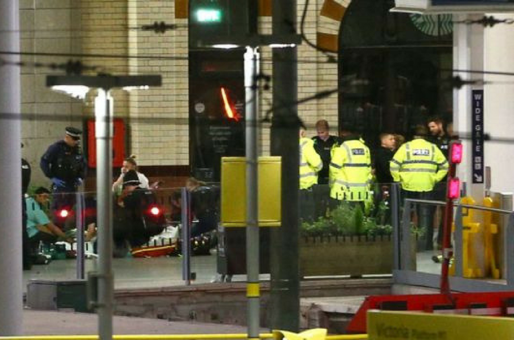 At Least 19 Killed At Ariana Grande's Concert In Manchester