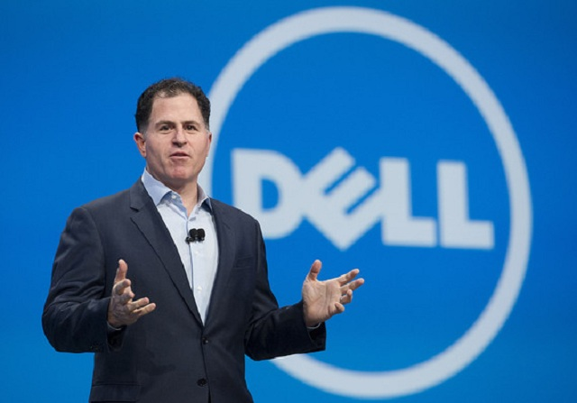 As of February 2017, Michael Dell has a net worth of USD20.8 billion.