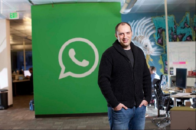 Jan Koum attended San Jose State University while working at Ernst & Young at the same time.
