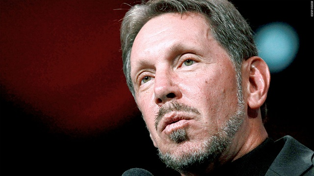 Larry Ellison is currently the fifth-wealthiest person in American and seventh in the world.