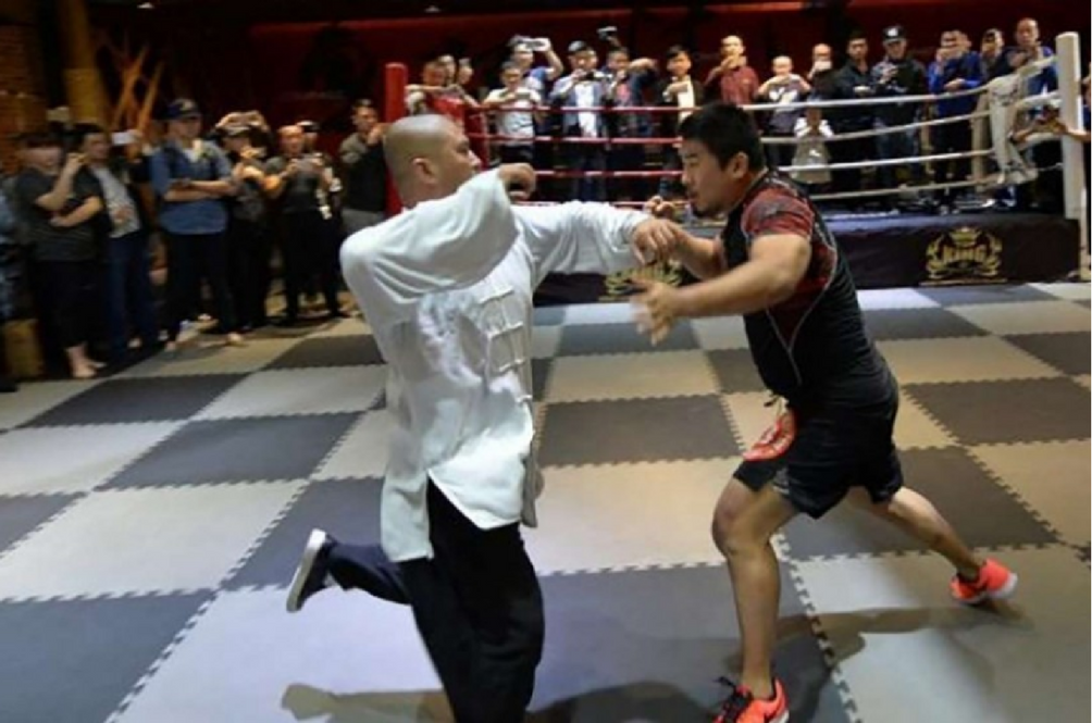 Tai Chi Master VS MMA Fighter: Who Won?
