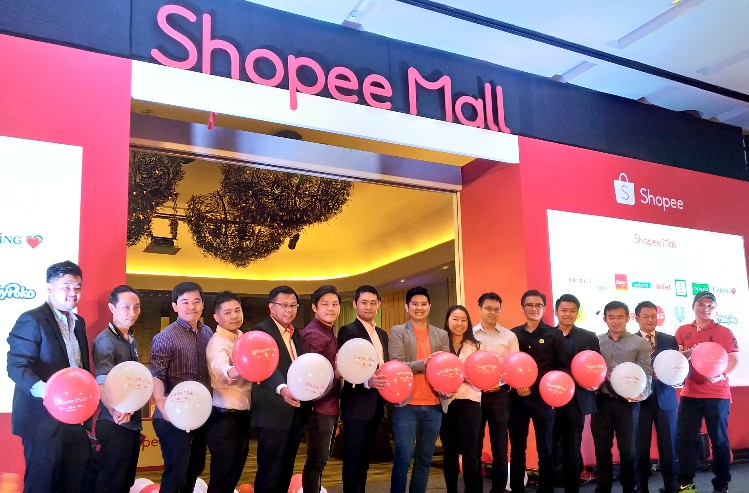 The all-new Shopee Mall offers authentic products with free shipping nationwide.