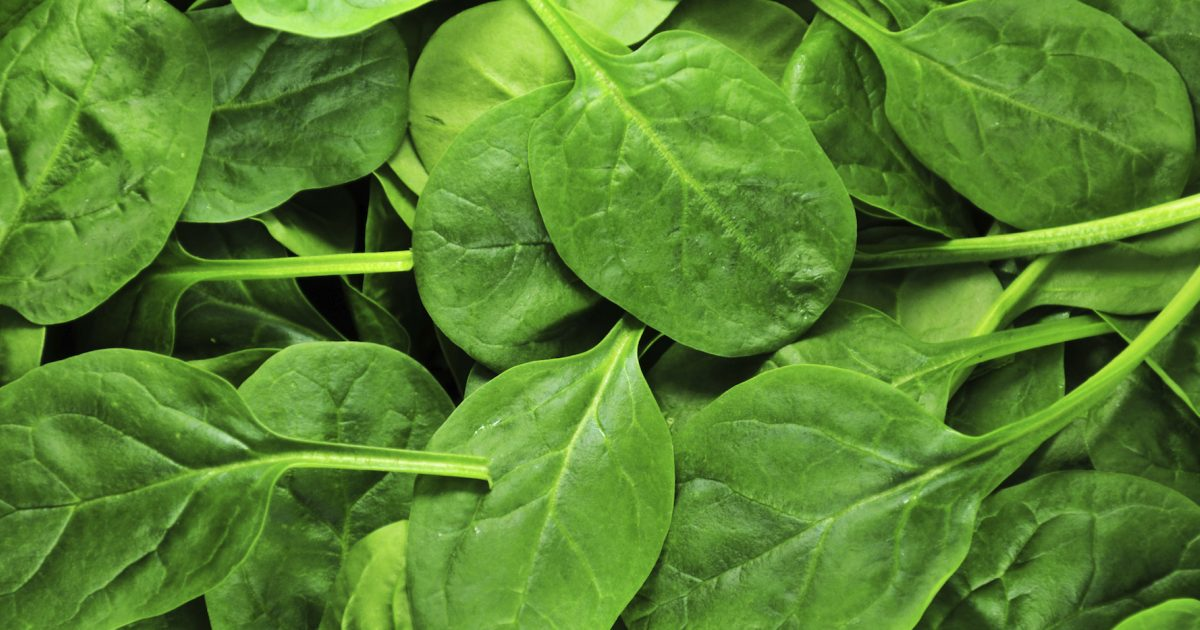 "How do you pronounce ""spinach""?"