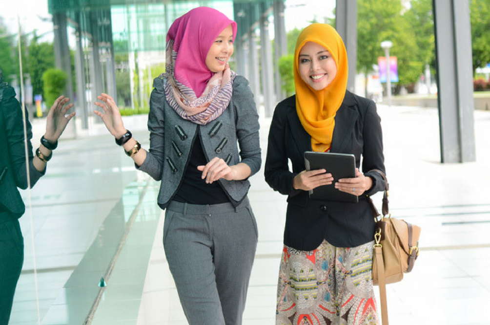 Malaysian Women Are Among The Most Successful In Various Fields Than Other Parts Of The World