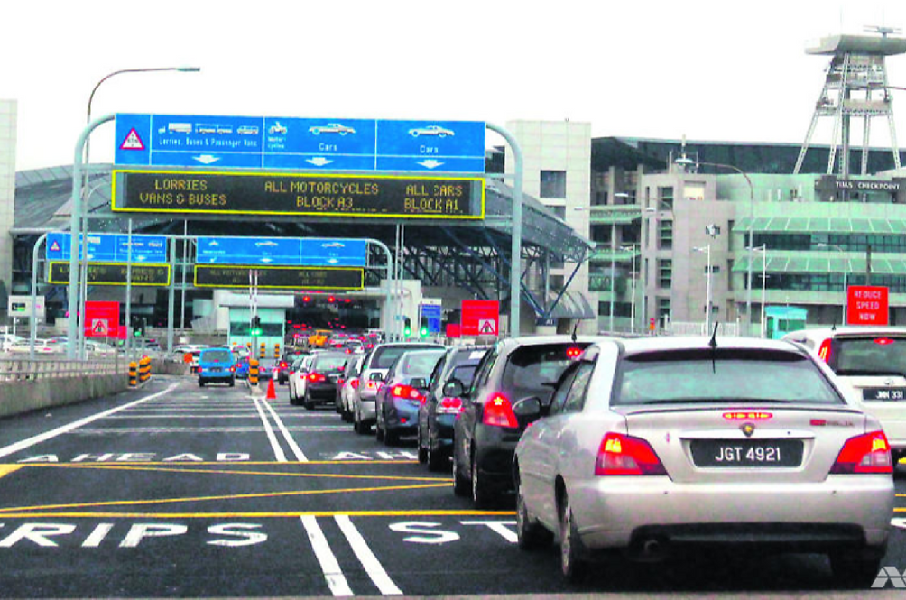 This New System May Cause Longer Immigration Clearance Time When Travelling Through Singapore By Car