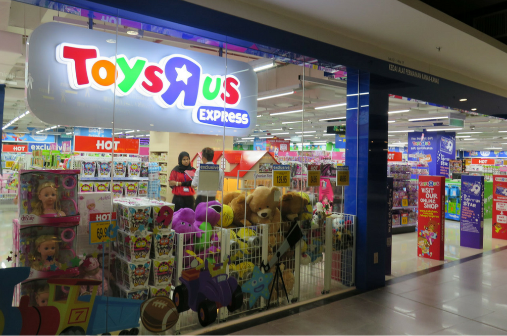 Toys 'R' Us Officially Files For Bankruptcy But It's Not Entirely Bad News